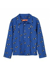 OUTLET // shirt - OTTO blue eyes
