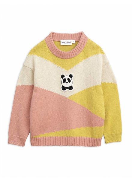 pullover Panda - pink
