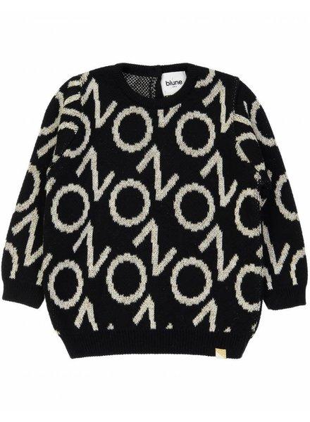 OUTLET // pullover OZ - Noir