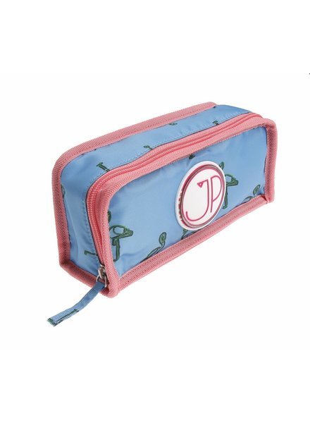pencil box - flamingo
