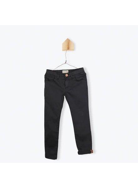 pantalon Gabardine stretch - anthracit