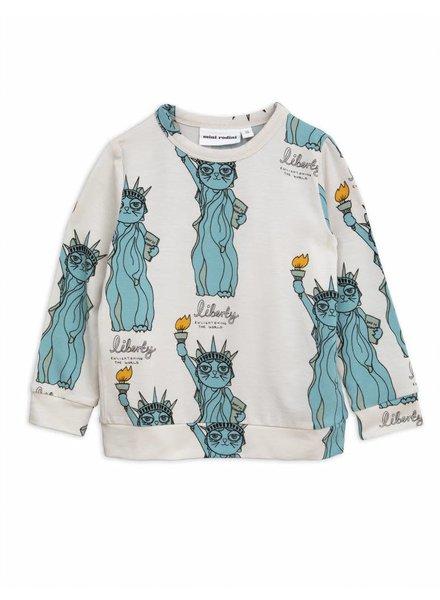 OUTLET // longsleeve Liberty - light grey