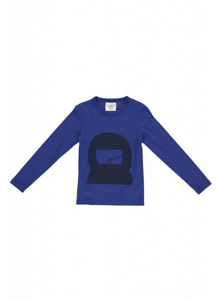 long sleeve - SOLAR Strong Blue Astronaut