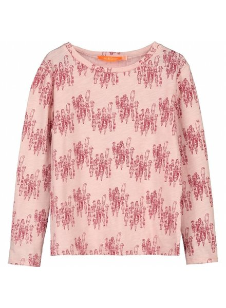 OUTLET // long sleeve - MONY rosa