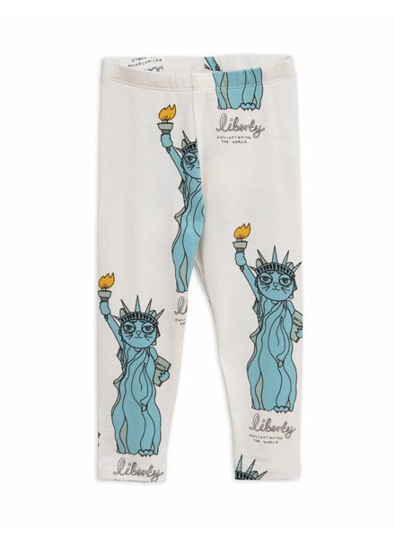 OUTLET // leggings Liberty - light grey