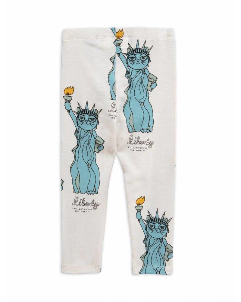leggings Liberty - light grey