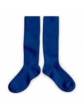 kniekousen Collégien - blue éclatant