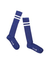 kneesocks JORDAN - royal blue striped
