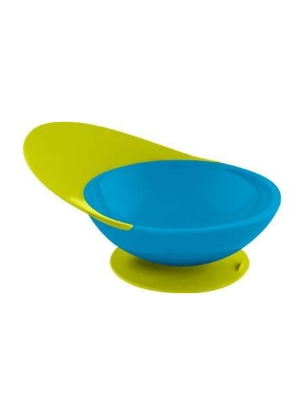 OUTLET // eetkom - catch bowl - blauw/groen