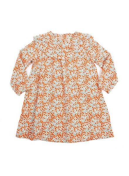 OUTLET // dress SOLANGE - flowers