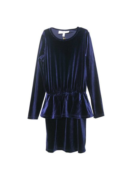 OUTLET // dress Dicte - navy