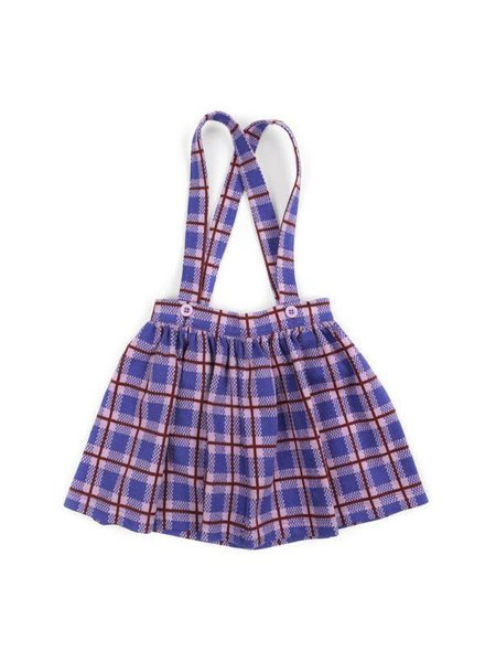 dress CHLOE - tartan