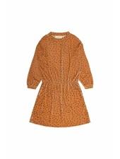 dress BONNIE - golden dotties