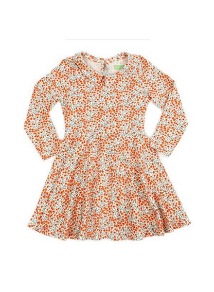 dress AMELIE - flowers
