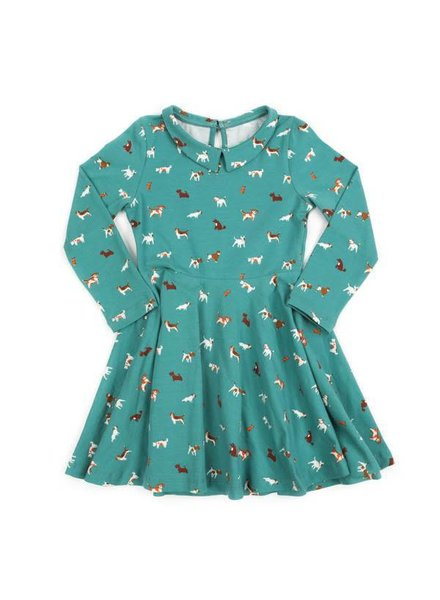 OUTLET // dress AMELIE - dogs