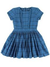 dress - India Black Baltic Bleu