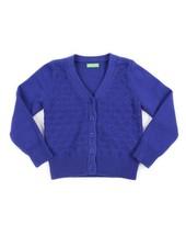 OUTLET // cardigan NETTE - royal blue