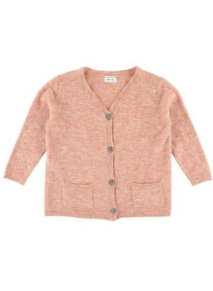 OUTLET // cardigan girls - Iman Royal Pink marble