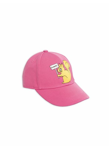 cap Squirrel - pink