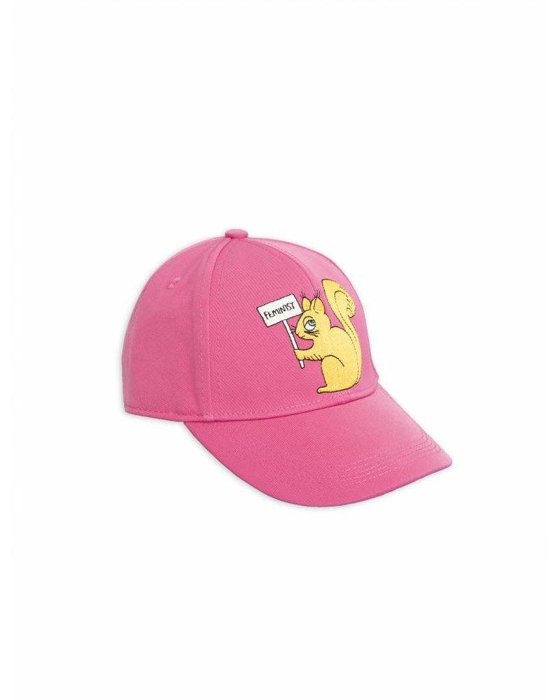 cap Squirrel - pink
