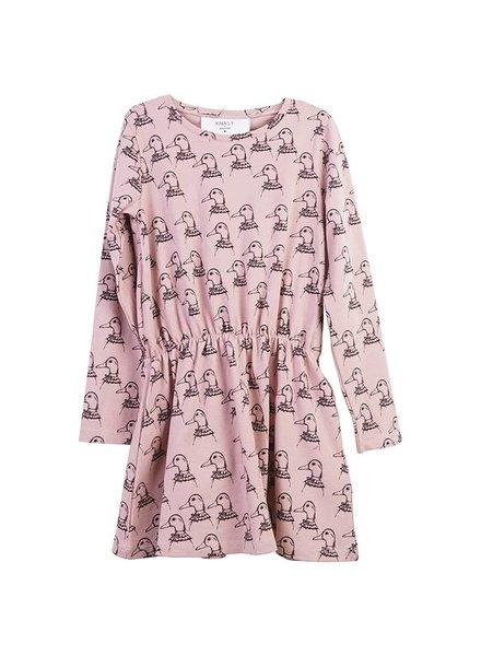 dress Kaja - duck rose