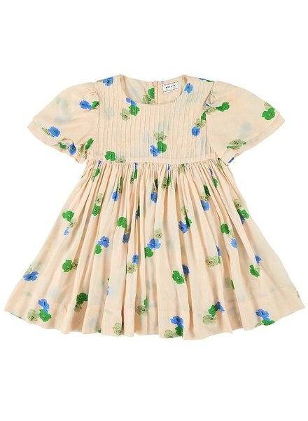 dress - Jacky smallfloret rose
