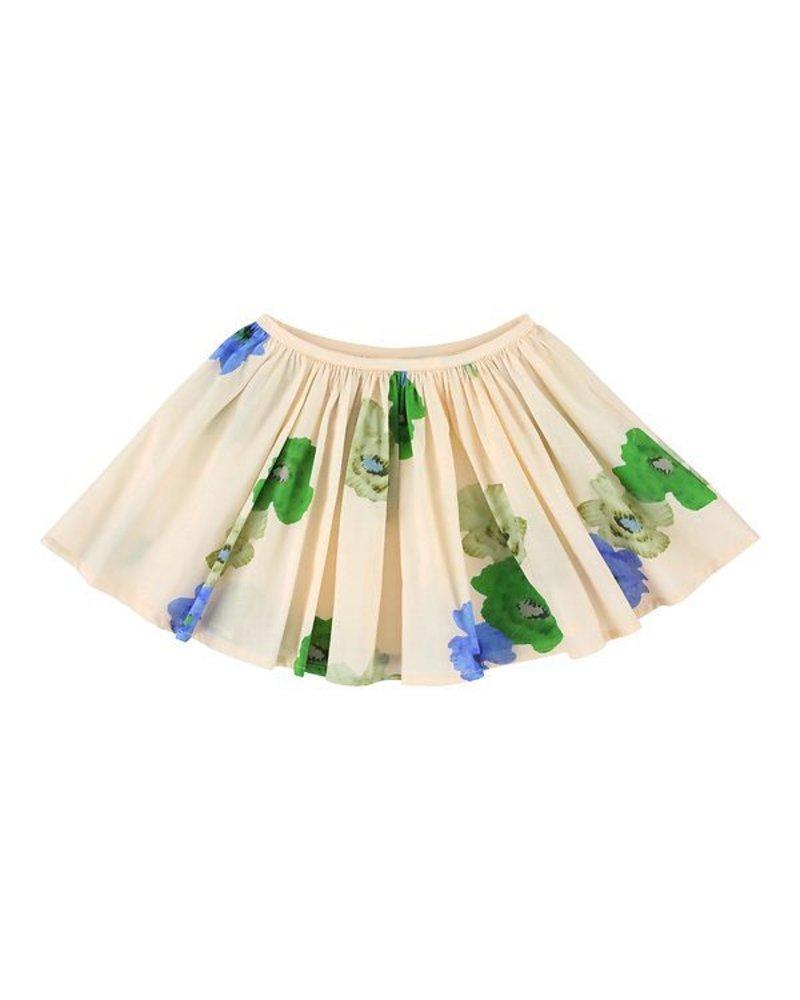 skirt - Mona bigfloret rose