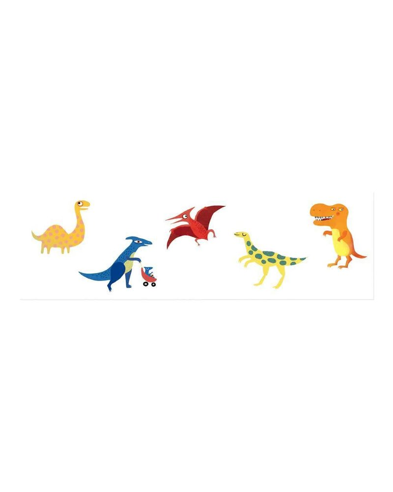 tattoo's - dinosaur