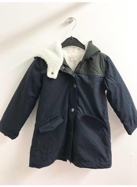 jacket - Josy Ami Navy Bicolor