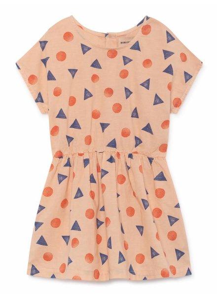 Dress - Pollen T-shape