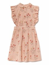 Dress - Poppy Prairie Ruffles