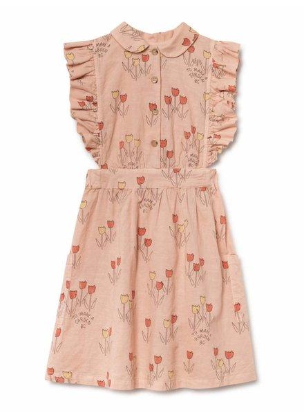 Dress - Poppy Prairie Ruffles