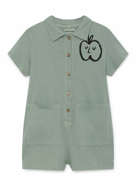 OUTLET // Playsuit - Apple Pockets