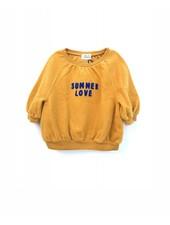 Sweater - Warm yellow