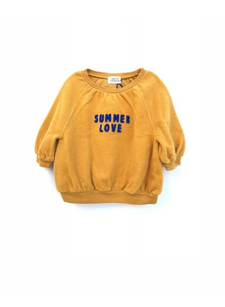 Sweater - Warm yellow