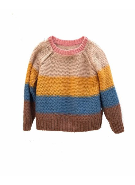 OUTLET // Sweater - Striped