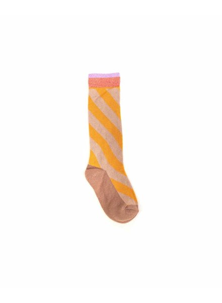 Socks - Yellow triangle
