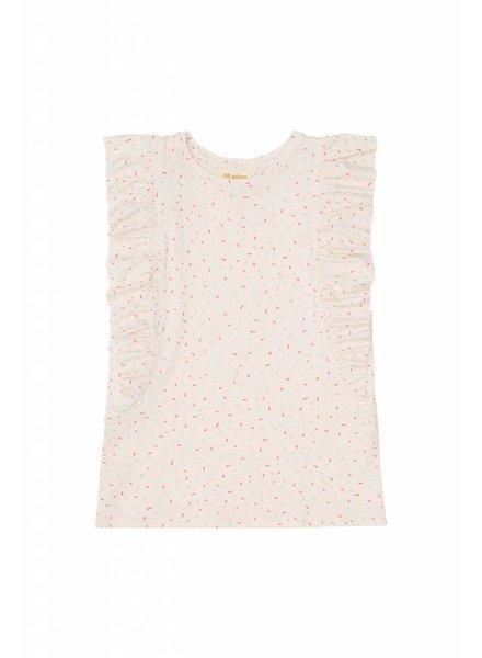 Tshirt - Aylin drizzle gardenia