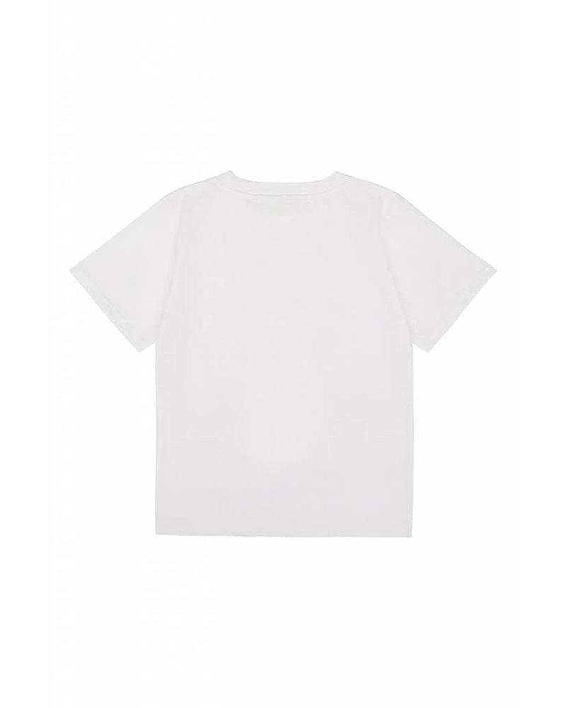 Tshirt - Asger spacewater B white