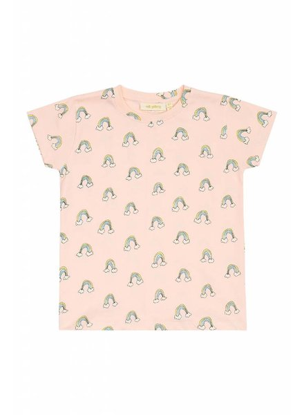 OUTLET // Tshirt - Pilou lucky pale dogwood