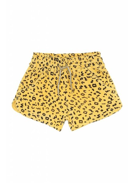 OUTLET // Short - Cera scribble mimosa