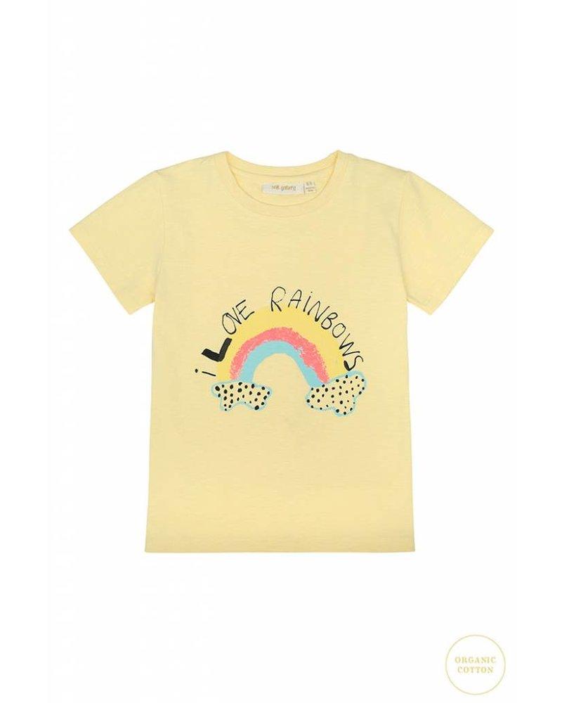 Tshirt - Bass rainbow french vanilla