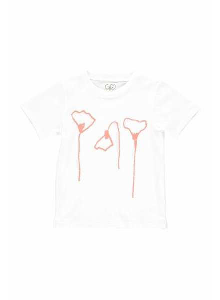 OUTLET // T-shirt - Norr White