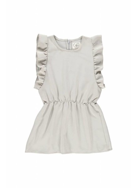 Dress - Aunt M Light Grey