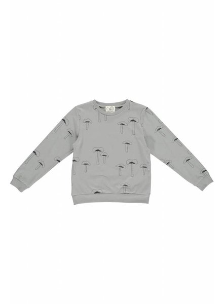 Sweater - Mads Moss Grey