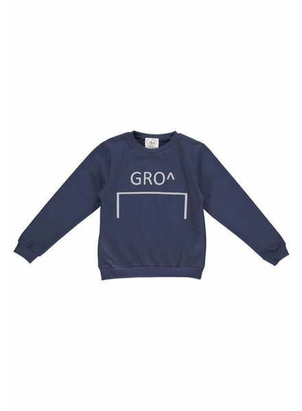 OUTLET // Sweater - Mads Stone Navy