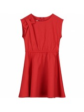 OUTLET // dress - Pomonas red fire