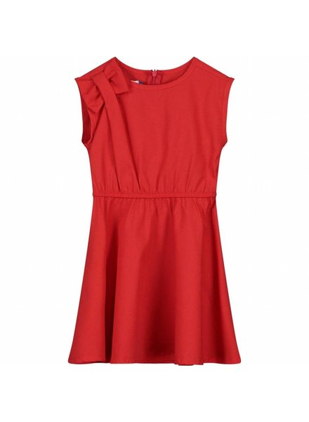dress - Pomonas red fire