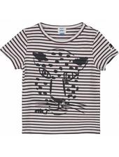 t-shirt - Vinko burgundy