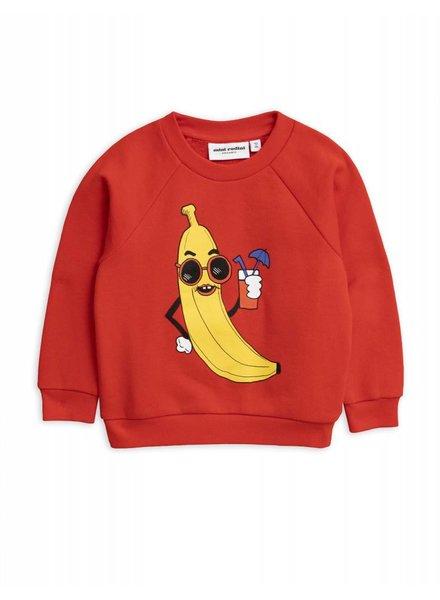 Sweater - Banana red